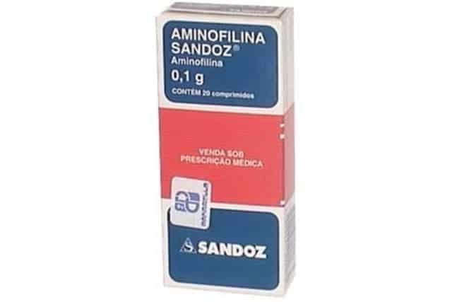 Aminofilina.Prospect
