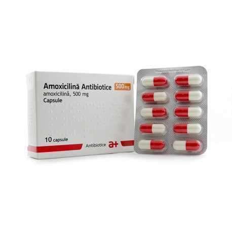 Amoxicilina-Acid clavulanic.Prospect.