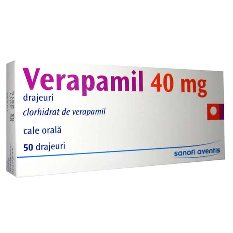 Verapamil.Prospect