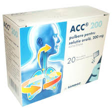 ACC 200 Prospect pulbere