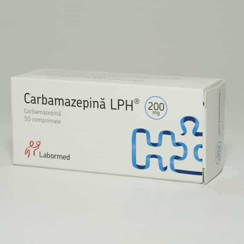 Carbamazepina. Prospect