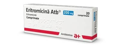 Eritromicina.Prospect