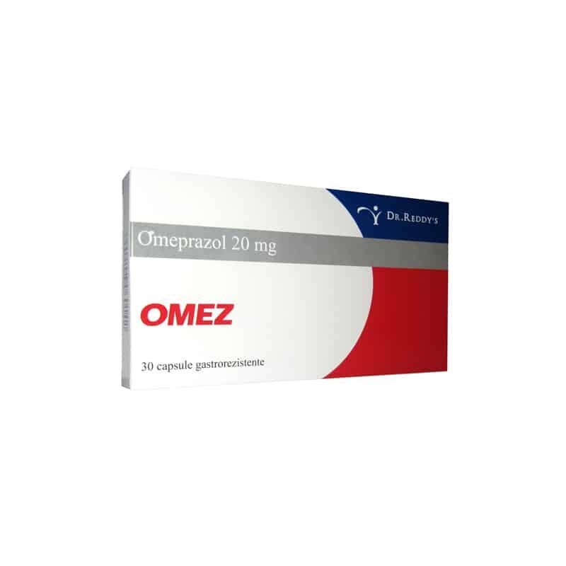 Omez -Omeprazol.Prospect