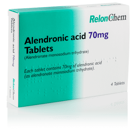 Acid alendronic
