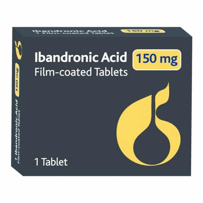 Acid ibandronic