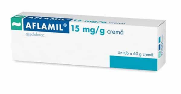 Aflamil crema