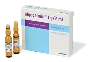 Algocalmin solutie injectabila