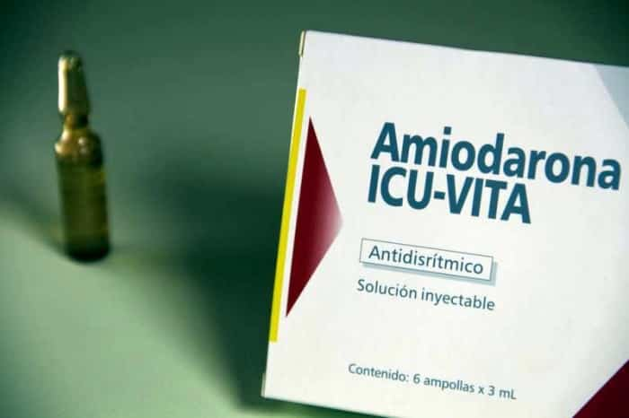 Amiodarona 50 mg/ml