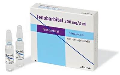 Fenobarbital solutie injectabila