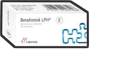betahistina pentru pierderea în greutate)