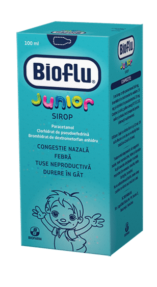 Bioflu Junior sirop