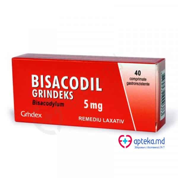 Bisacodil