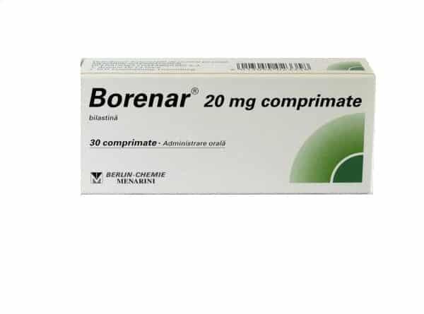 Borenar