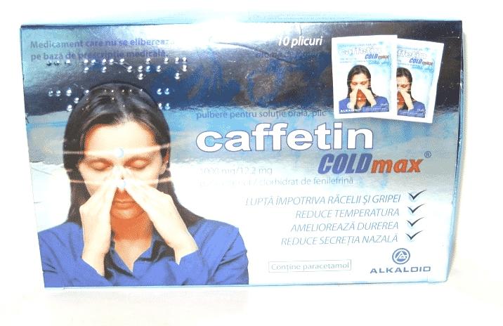 Caffetin COLDmax