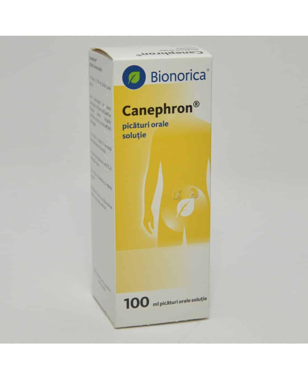 Canephron picaturi orale