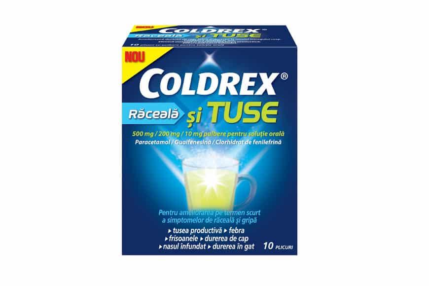 Coldrex Raceala și Tuse