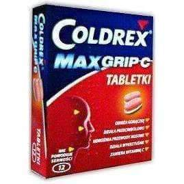Coldrex comprimate