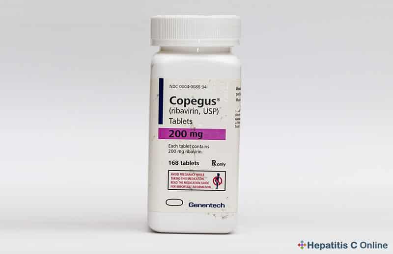 Copegus comprimate