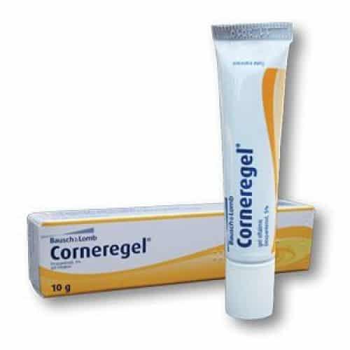 Corneregel gel oftalmic