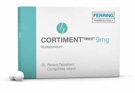 Cortiment comprimate