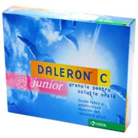 Daleron C junior