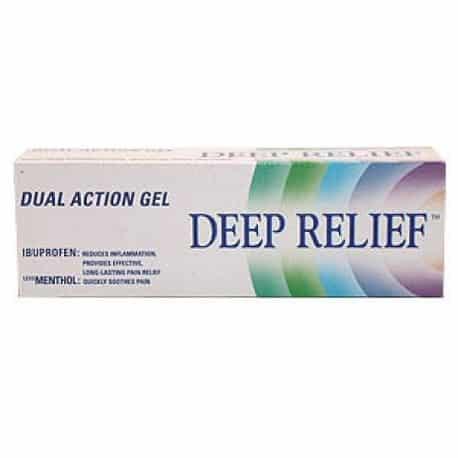 Deep Relief gel