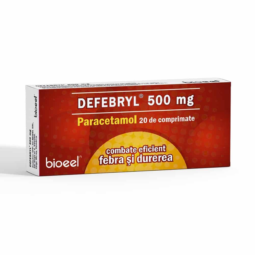 Defebryl comprimate