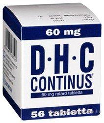 DHC CONTINUS comprimate cu eliberare prelungită