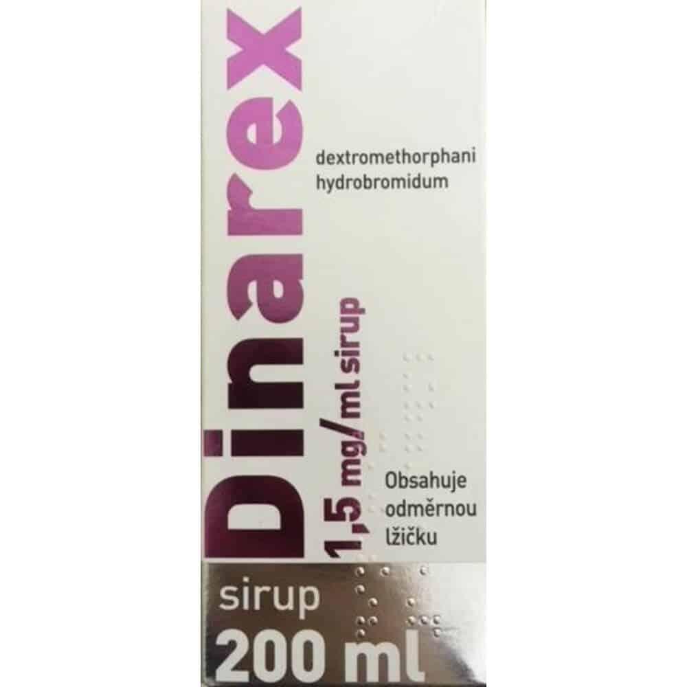 Dinarex sirop