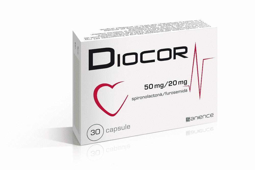 Diocor capsule